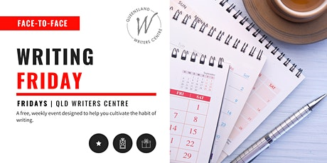 Writing Fridays at Queensland Writers Centre tickets