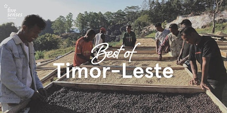 PER | Curated Cupping: Best of Timor-Leste tickets