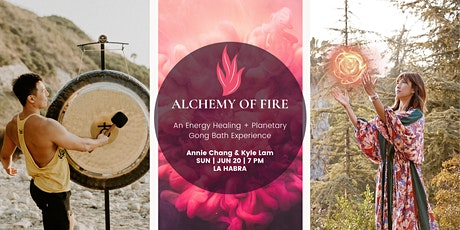 Alchemy of Fire: A Summer Solstice Energy Healing & Planetary Gong Journey tickets