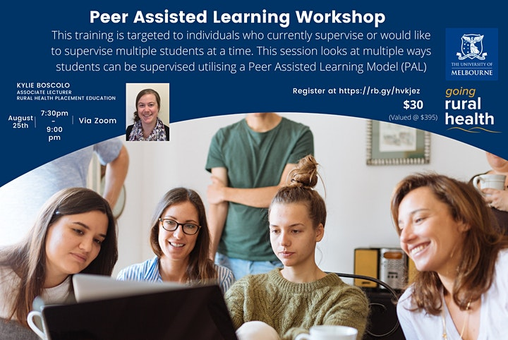 Peer Assisted Learning  - Supervising multiple students image