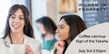 CPIA Women in Property - Coffee Catchup tickets