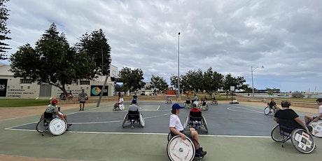 Wheelchair Basketball tickets