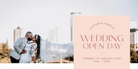Victoria Park Wedding Open Day 2021 tickets