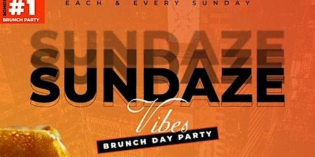 Jamest.Patrick Presents Sundaze Vibes Brunch & Dinner Party tickets