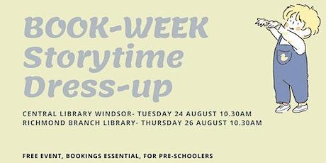 Children's Book Week Dress-Up Day  - Windsor tickets