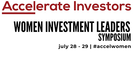Women Investment Leaders Symposium Tickets