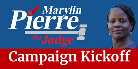 Marylin Pierre Campaign Kickoff tickets