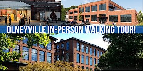 June's Gallery Night: 5:30pm Olneyville Walking Tour tickets