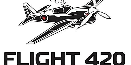 Flight420 presents a weekend full of fun graffiti – puffin paint - tie-dye tickets