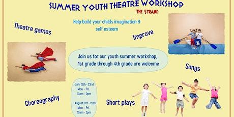 Childrens Summer Theatre Workshop tickets