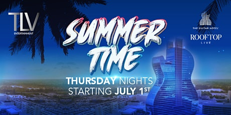 Summer Opening Party @ Guitar Hotel Rooftop tickets