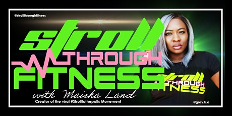VIRTUAL- Stroll Through Fitness (Pink & Green) Level 2 tickets