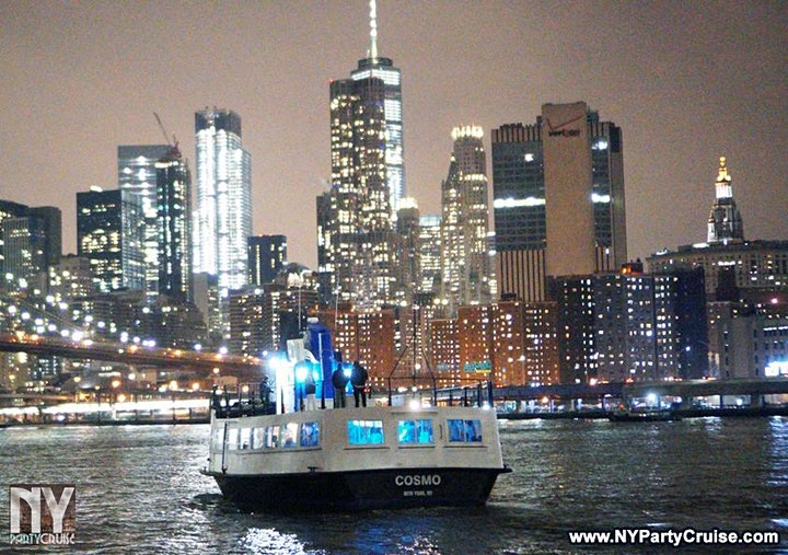Cosmo Yacht - 4th of July Fireworks Cruise image