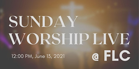 Freedom Life Church Sunday Worship Live tickets