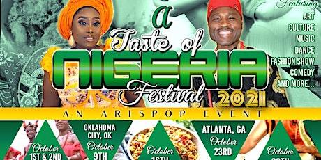 A Taste of Nigeria Festival - Oklahoma City tickets