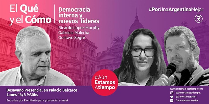 Imagen de El Qué y El Cómo. Democracia interna y nuevos líderes