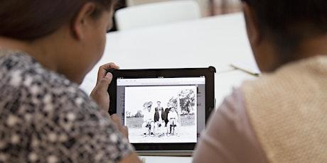 Talking Deadly: Tracing Ancestors tickets