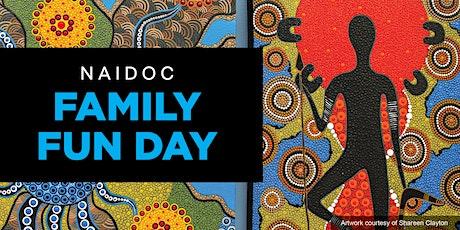 NAIDOC Family Fun Day 2021 tickets