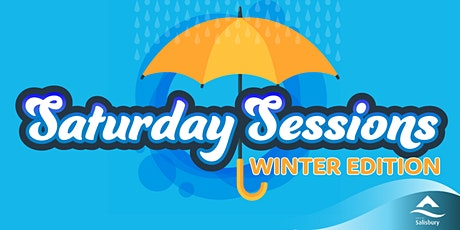 Saturday Sessions Winter Edition - 'Wreck It Ralph' & Design a Drive In tickets