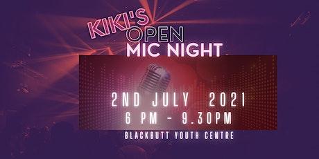KiKi's Open Mic Night tickets