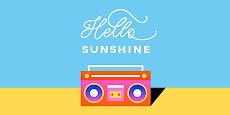 Summer Party - Hello Sunshine! tickets