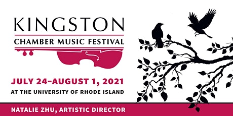 """""""All Time Favorites"""" 2021 Kingston Chamber Music Festival tickets"""