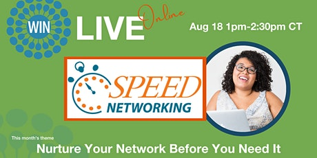 Nurture Your Network Before You Need It tickets