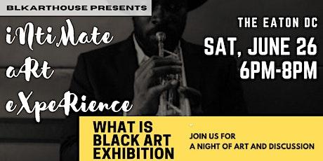 Juneteenth Art Exhibition Art Discussion tickets