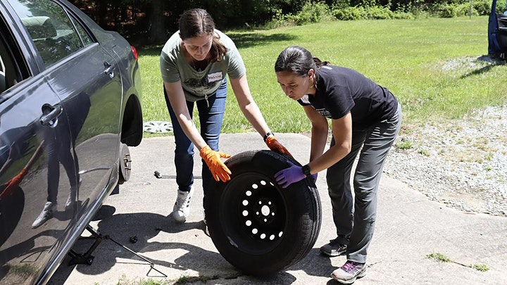 Women's Car Care Clinic | July 10, 11am-1pm image