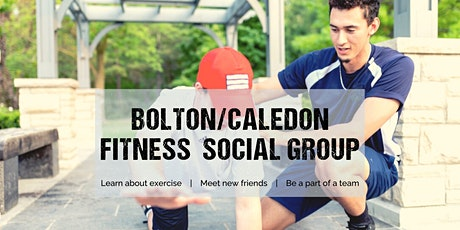 Bolton Social & Workout tickets