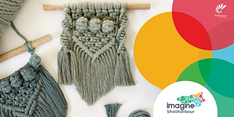 Imagine Shellharbour Creators Workshop with Mary Maker tickets