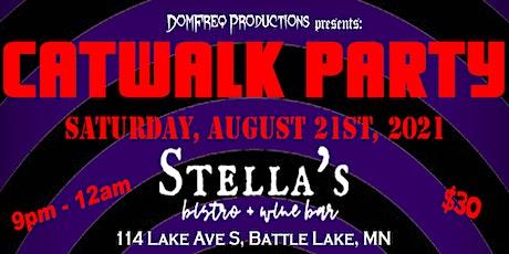 Catwalk Party tickets
