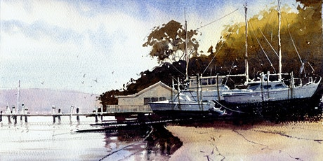 Two Day Workshop with John Haycraft  'Taking Risks with Watercolour' tickets
