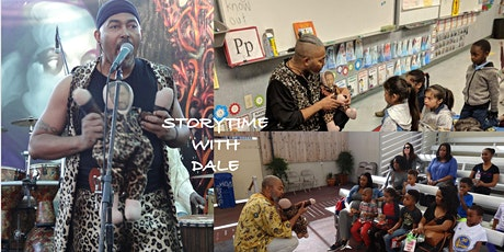 Story Time with Dale - August 18 tickets
