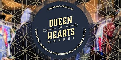 Queen of Hearts Market tickets