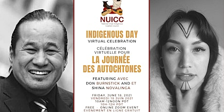 NUICC Indigenous Day Virtual Celebration tickets