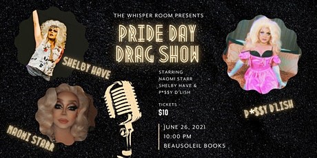Pride Day Drag Show tickets