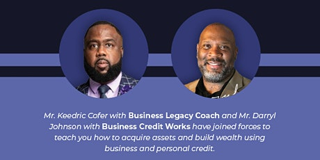 Building Business Credit & Net 30 Accounts tickets