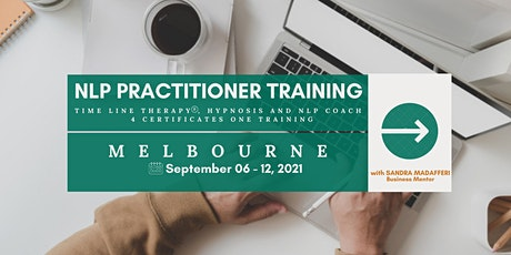 NLP Practitioner Training (Melbourne) FREE APPLICATION CHAT tickets