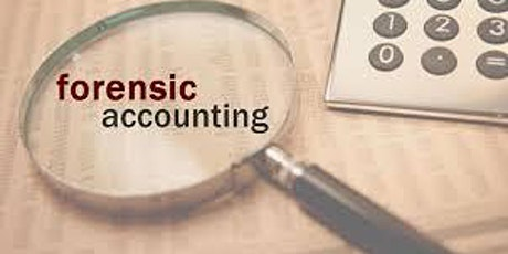 Forensic & Investigative Accounting - 24 CPEs tickets