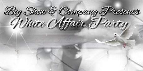 All White Affair Party tickets