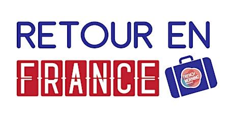 Retour en France  - Salon en ligne pour préparer son retour d'expatriation billets