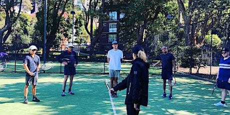 Community Mental Well-being Tennis Program -  Marcoola QLD tickets
