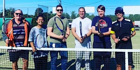 Community Mental Well-being Tennis Program -  Redland Tennis Club QLD tickets