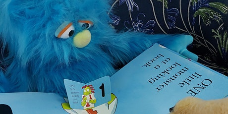 Friday Burnside Library Toddler Tales - Book for ALL attendees (BL) tickets