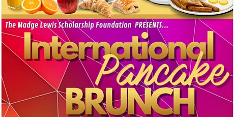 Annual Champagne Brunch with The Madge Lewis Scholarship Foundation tickets