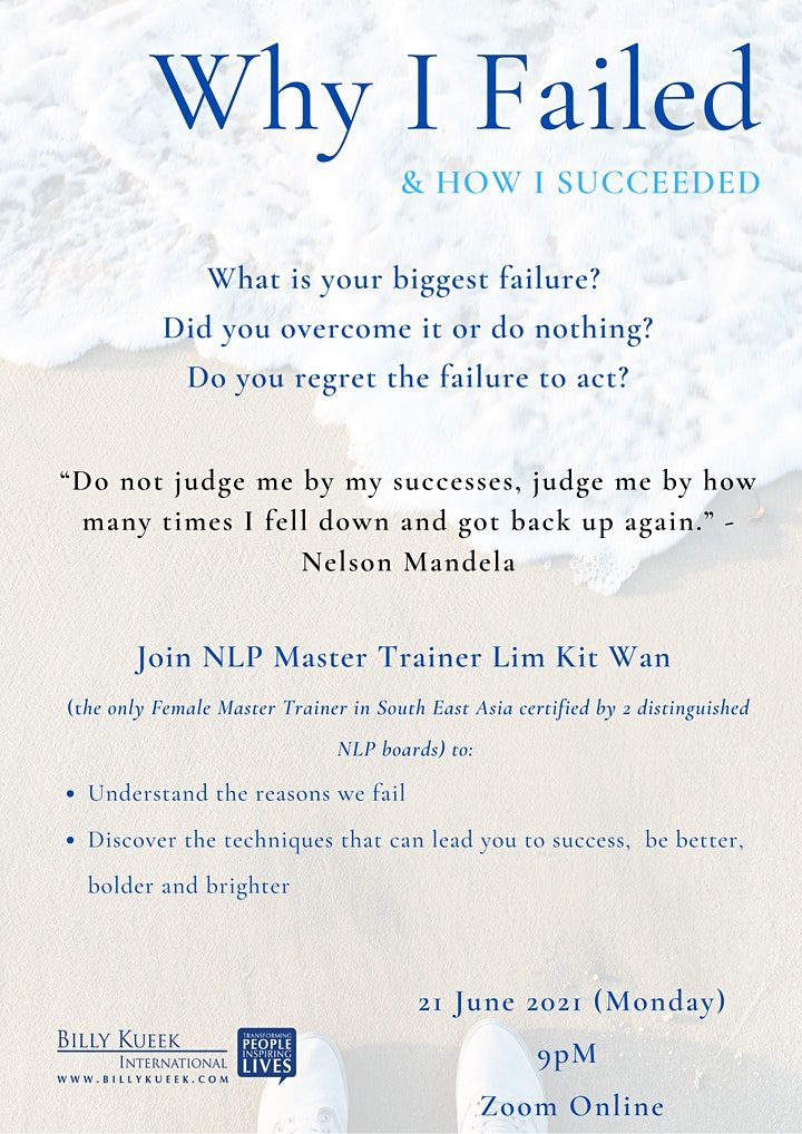 Why I failed and How I Succeeded image
