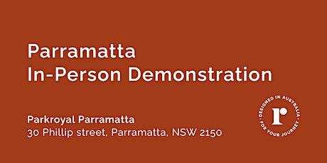 Parramatta | Sat 28th August tickets