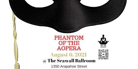 Phantom of the AOPERA tickets