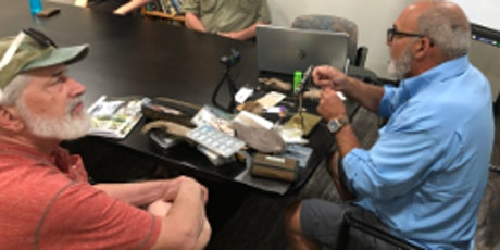 Monthly Fly Tying Join Bob Greco 3rd Saturday each mo. 12:00 pm - 2:00pm tickets